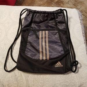 Adidas Alliance II Sackpack Like New Backpack
